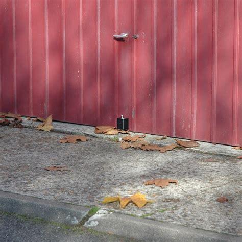 tokoz x safety box ii fermeture renforc 233 pour porte de garage et box