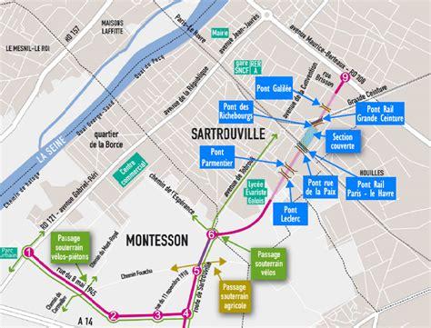 voie nouvelle d 233 partementale 224 sartrouville et montesson conseil d 233 partemental des