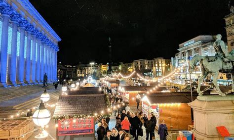 Our Favourite Stalls At Liverpool Christmas Market 2017