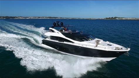 Yacht Youtube by Sunseeker 86 Yacht Youtube