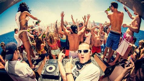 On A Boat Party by Boat Party Ibiza
