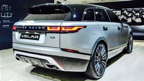 2018 Range Rover Velar Design, Specs, Price, Features