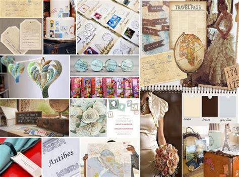mariage theme voyage archives detendance boutik vente d articles de decoration de mariage