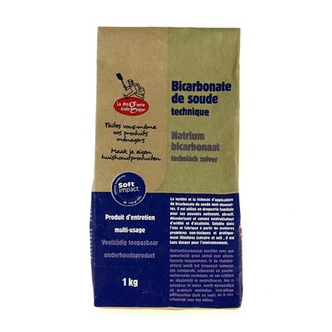 bicarbonate de soude technique 1kg la droguerie ecologique natiloo la r 233 f 233 rence bien