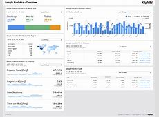 Dashboard Examples and Templates Klipfoliocom