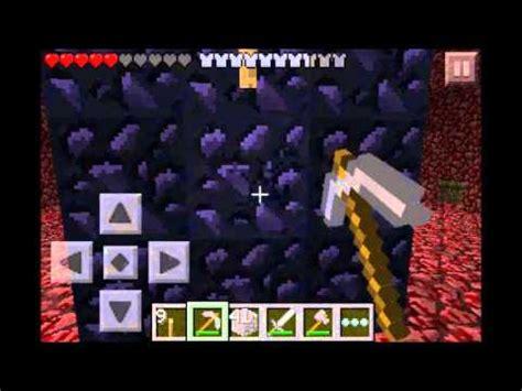 minecraft pe let s play episode 10 melons quartz
