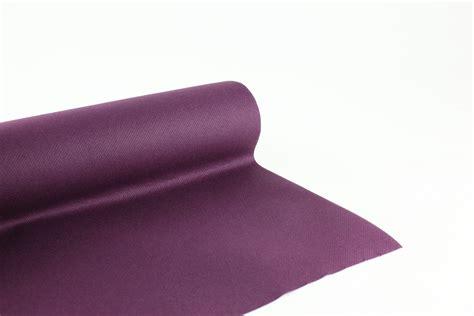 nappe en papier jetable non tiss 233 1 20 m x 40m prune rouleau nappe jetable fournimag