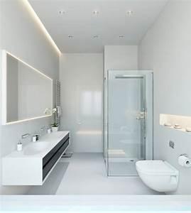 Led Spots Decke Badezimmer : bad beleuchtung planen tipps und ideen mit led leuchten ~ Markanthonyermac.com Haus und Dekorationen