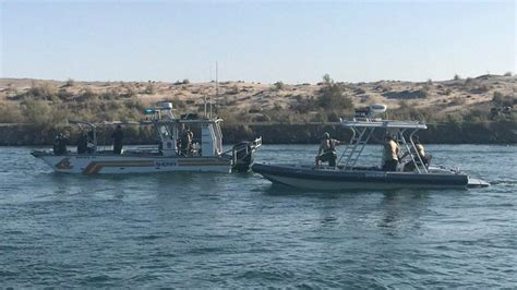 Boating Accident At Lake Havasu by Four People Missing After Two Boats Crash And Sink North