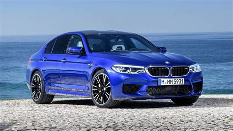 2018 Bmw M5 First Drive Fast, Loose, And Fun