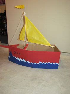 Cardboard Boat Where The Wild Things Are by 1000 Images About Celebrate Max S 2nd Birthday Party