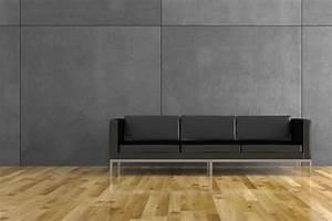 Graue Flecken An Der Wand : graue wandfarbe der edle trend an der wand graue w nde mit stil ~ Markanthonyermac.com Haus und Dekorationen