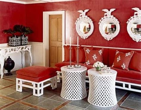 51 Red Living Room Ideas Collapsible Christmas Tree With Lights U Cut Trees Oregon Tips For Decorating Image Cashmere Pests Traditional San Francisco