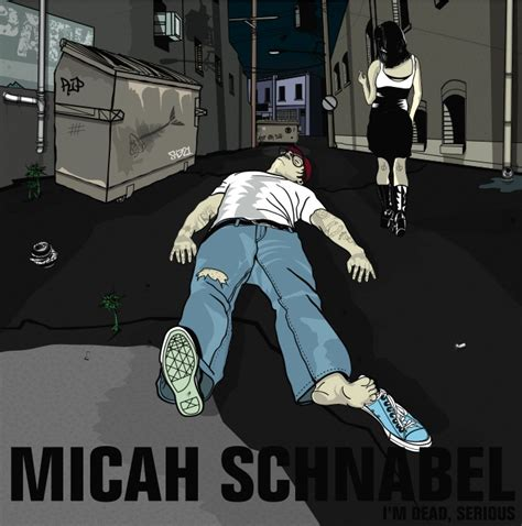 """Suburban Home   Micah Schnabel """"I'm Dead, Serious"""" CD (Buy 1 Get 1 FREE)"""