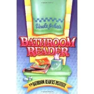 Johns Bathroom Reader Jokes by S Bathroom Reader Literature Tv Tropes