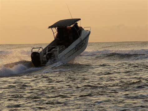 Ski Boat Accident by 4 Rescued After Ski Boat Capsizes In Richards Bay
