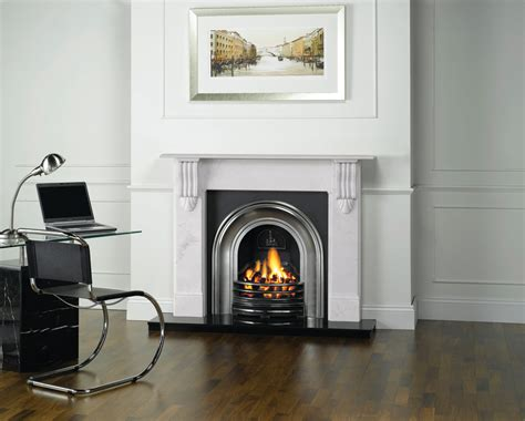 Fire Place : Stovax Classical Arched Insert Fireplace