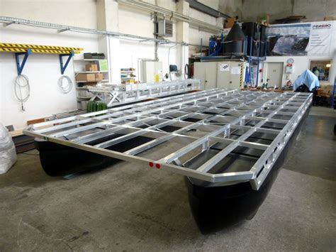 Aluminum Pontoon Tubes For Sale by Boat Kits The Individual Kit For Your Pontoon Boat By Perebo