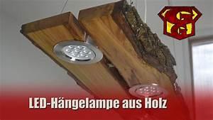 Deckenlampe Aus Holz : led deckenlampe aus holz garagengurus 18 youtube ~ Markanthonyermac.com Haus und Dekorationen