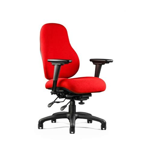 neutral posture e series computer swivel chair w arms