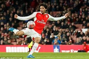 Mohamed Elneny Arsenal's debut against Burnley was full of ...