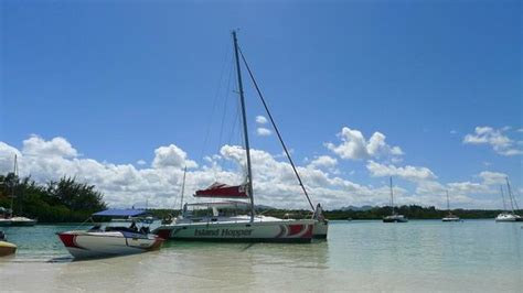 Catamaran Cruise Mauritius Charges by L Island Hopper Picture Of Catamaran Cruises Mauritius