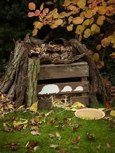 Holzasche Im Garten Verwenden : igelhaus selber bauen so einfach geht 39 s zahrada a rostliny pinterest igelhaus selber ~ Markanthonyermac.com Haus und Dekorationen