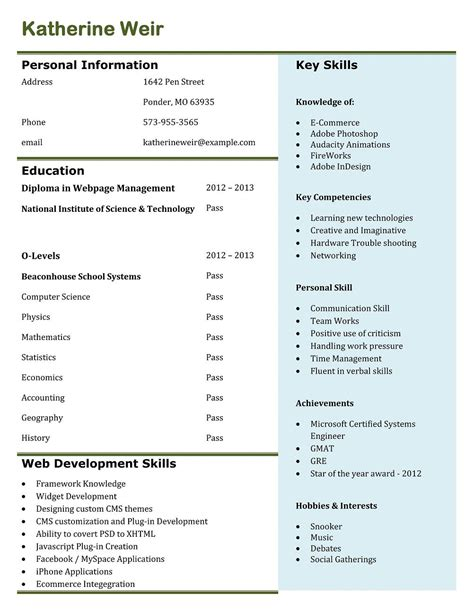 9 Best Free Resume Templates Download For Freshers  Best. Good Resumes. Skills You Can Put On A Resume. Resume Skills And Abilities. Emailing Cover Letter And Resume. Engineer Resume Template. Attached Is My Resume. Dishwasher Resume. Simple Resumes