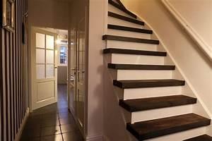Entkopplungsmatte Auf Holz Verlegen : f r einen neuen look verlegen sie einfach holz auf ihrer treppe ~ Markanthonyermac.com Haus und Dekorationen
