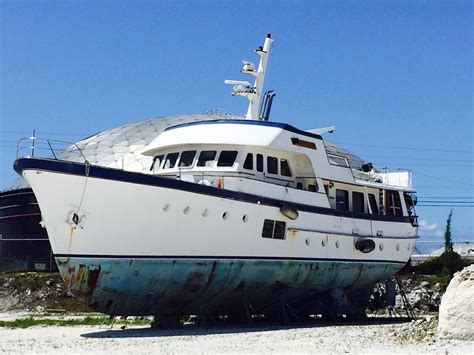 Stern Boat Information by 1964 Feadship Classic Canoe Stern For Sale