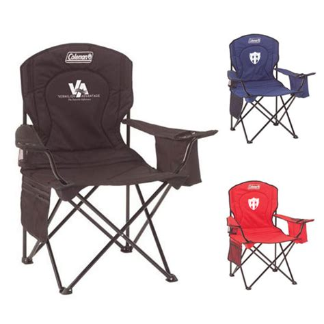 coleman 174 oversized cooler chair promotional coleman