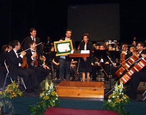 Roque Baños Dirigió A La Orquesta Sinfónica De Jumilla En