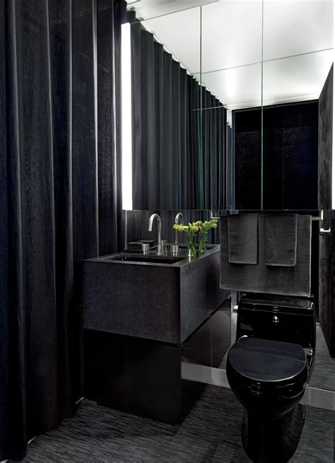 Gilles Mendel's Contemporary Bathroom By Architectural