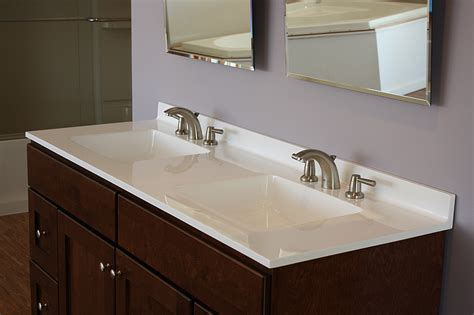 vanity tops material to consider for your bathroom furnitureanddecors decor