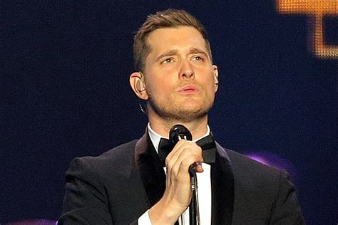 Michael Buble Covers *nsync, Bsb, Kanye + More On Instagram