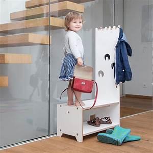 Schuhregal Für Kinder : dete garderobe f r kinder dete prinzenkinder afilii ~ Markanthonyermac.com Haus und Dekorationen
