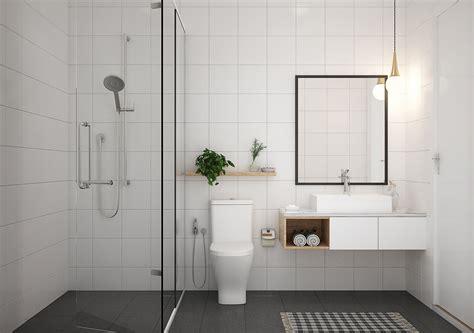 Bathroom : Modern Minimalist Style Bathrooms