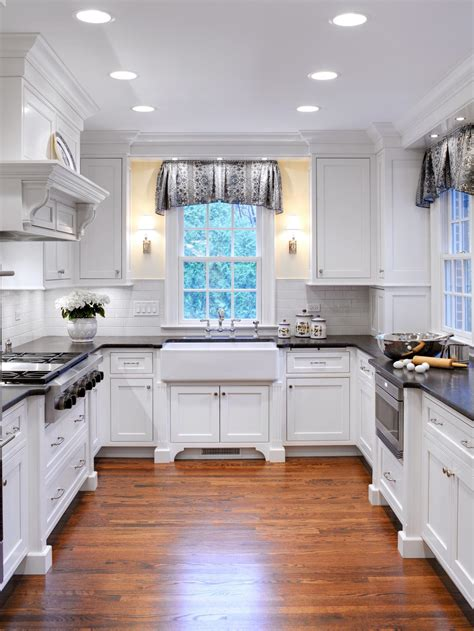 Kitchen Window Treatments Ideas Hgtv Pictures & Tips Hgtv
