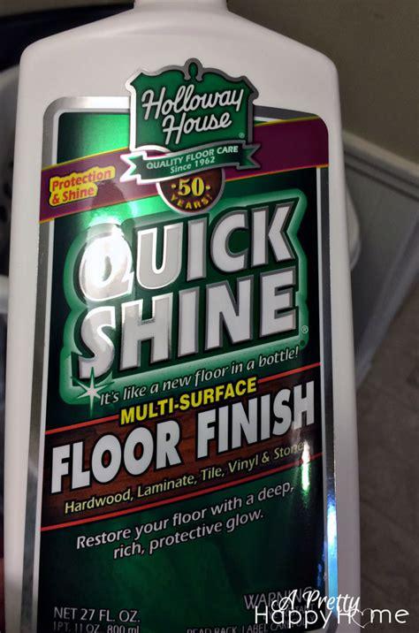 using holloway house shine floor finish a pretty happy home
