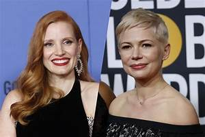 Jessica Chastain Voices Support for Michelle Williams Over ...