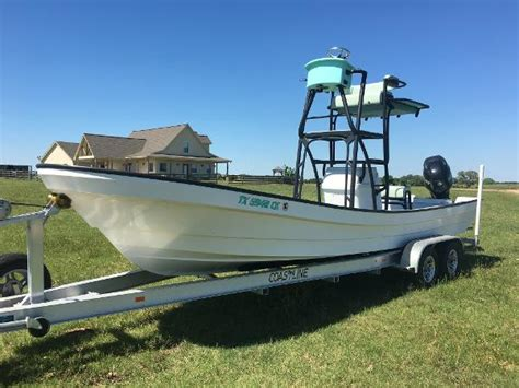 Center Console Boats Texas by Used Center Console Boats For Sale In Texas United States