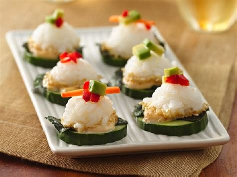 best canapes