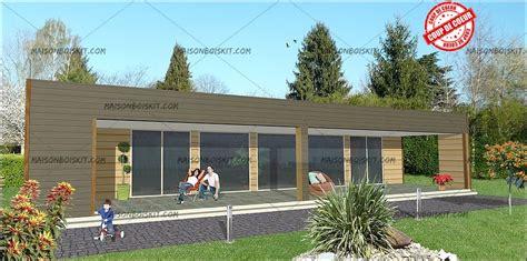 tarif maison bois moderne 4 chambres au m2