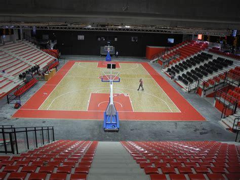 basket inauguration de la caisse d 233 pargne arena la semaine des ardennes