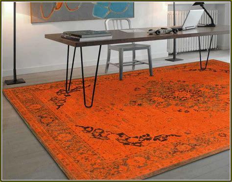 burnt orange brown area rugs home design ideas