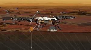 NASA Gives up on Fixing Mars Insight in Time for March ...