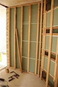 Trennwand Dachschräge Selber Bauen : holzst nderwerk im trockenbau vor und nachteile ~ Markanthonyermac.com Haus und Dekorationen