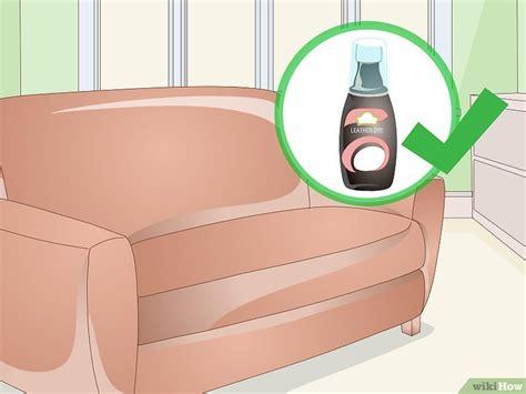 comment teinter un canap 233 en cuir de conception de maison