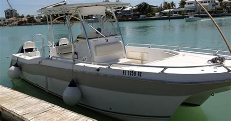 Parker Boats Marathon Florida by Coming Soon Itvid