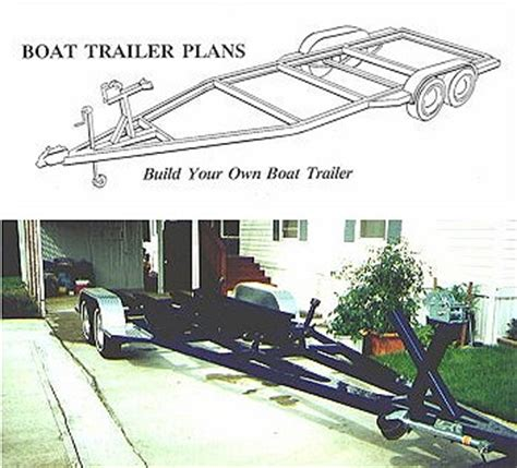 Pontoon Boat Quick Loader by Boat Trailer Plans Boatdesign